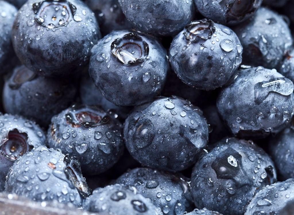 Blåbärens antioxidanter bromsar inflammatoriska sjukdomar.