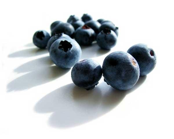 Blåbär - gå ner i vikt och sänk blodtrycket med det nyttiga blåbäret.