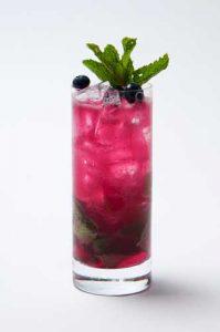 Osötad blåbärsjuice gynnar hälsosam vikt.