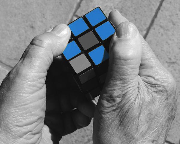 Rubiks kub - blåbär kan ge dig bättre minne.